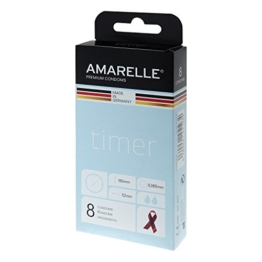 AMARELLE Kondome Timer (Red Ribbon) 8er -