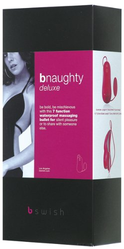 B Swish bnaughty deluxe Vibrationsei, 7 Funktionen, 1 Stück -