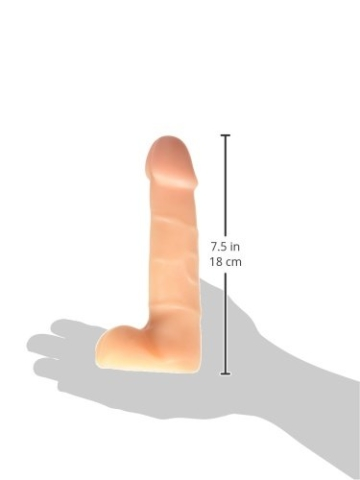 Blush Novelties Bluetooth natur X5 Dildo -