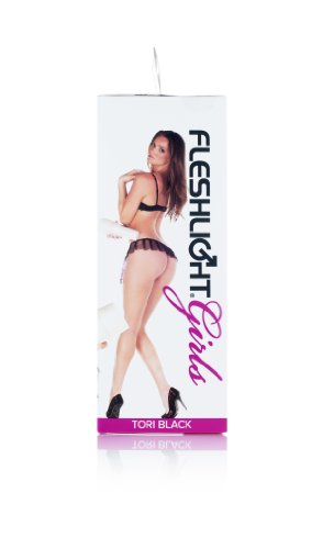 Fleshlight Girls - Tori Black Lotus  - diskreter Masturbator aus realistischem SuperSkin Material -