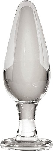 Icicles No 26 Hand Blown Glass Massager -
