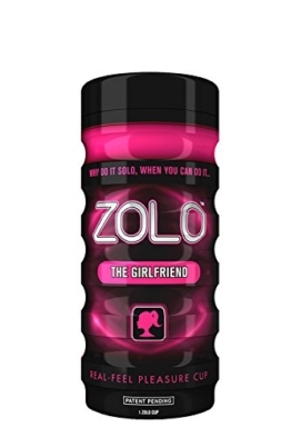 ZOLO The Girlfriend Cup Einweg-Masturbator -